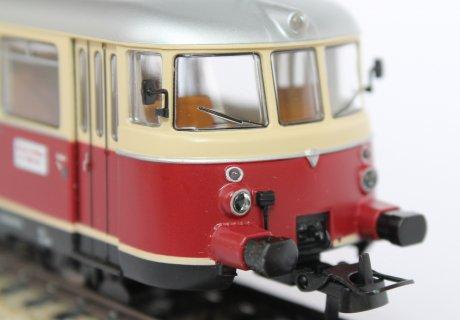 MAN-Schienenbus der SAB
