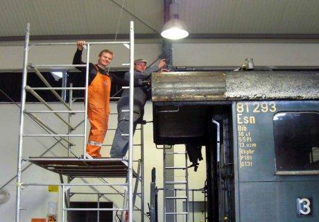 81 293 Sanierung Dach