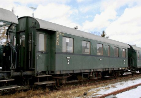 Donnerbüchse 27171 Barwagen