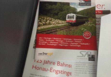 Die neue Alb-Bahn kommt! Fahrplan für Stufe 1 online