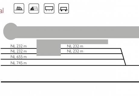 SAB Güterverkehr - Ladestelle 1