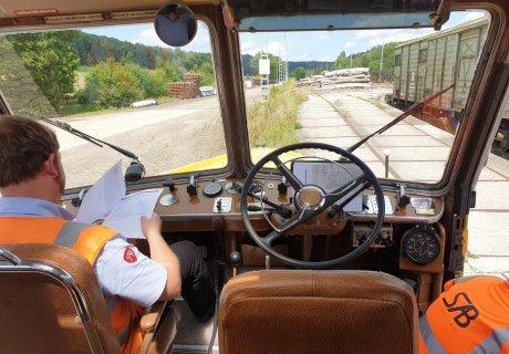Saurer Alpenwagen