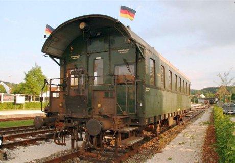 Steuerwagen 82 951