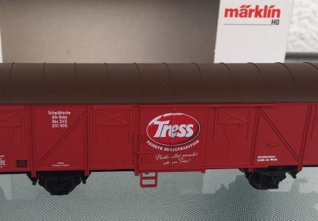 Tress Güterwagen H0