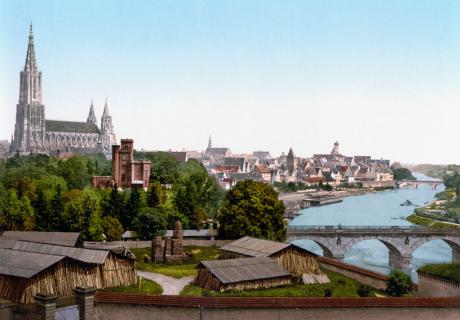 Ausflugstipp: Stadtbummel Ulm