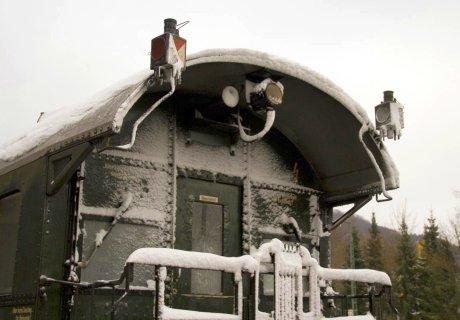 Winterfahrten Zugschluss