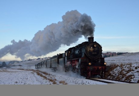 SAB-Nikolauszug nach Gammertingen